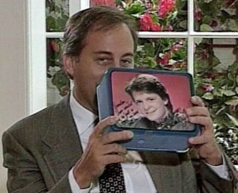Michael J. Fox Showed That Revenge Is Best Served On A Lunchbox
