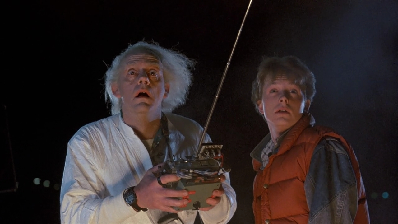 Michael J. Fox Filmed The Show And Back To The Future Simultaneously