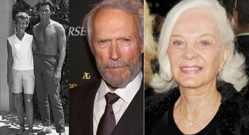 Clint Eastwood And Maggie Johnson
