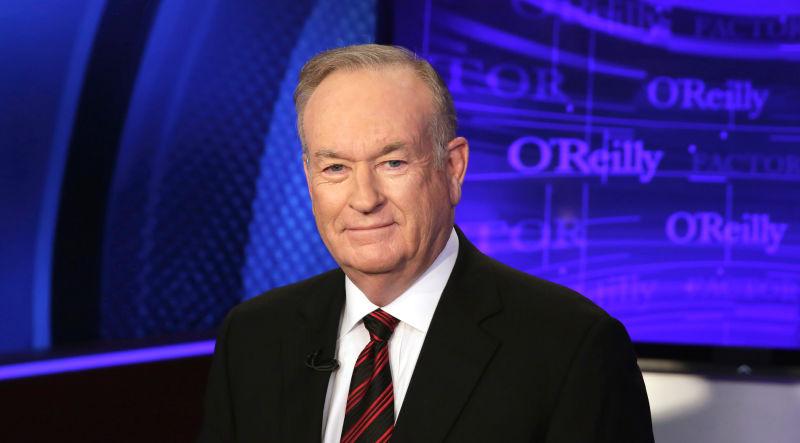 Bill O'Reilly – 70 Million