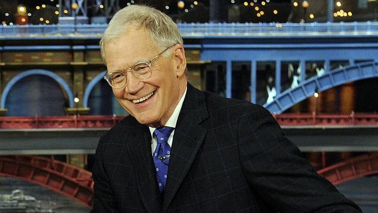 David Letterman – 400 Million