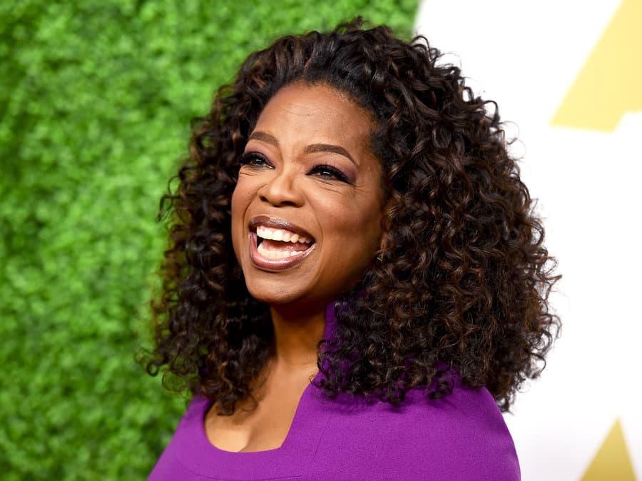 Oprah Winfrey – 2.9 Billion