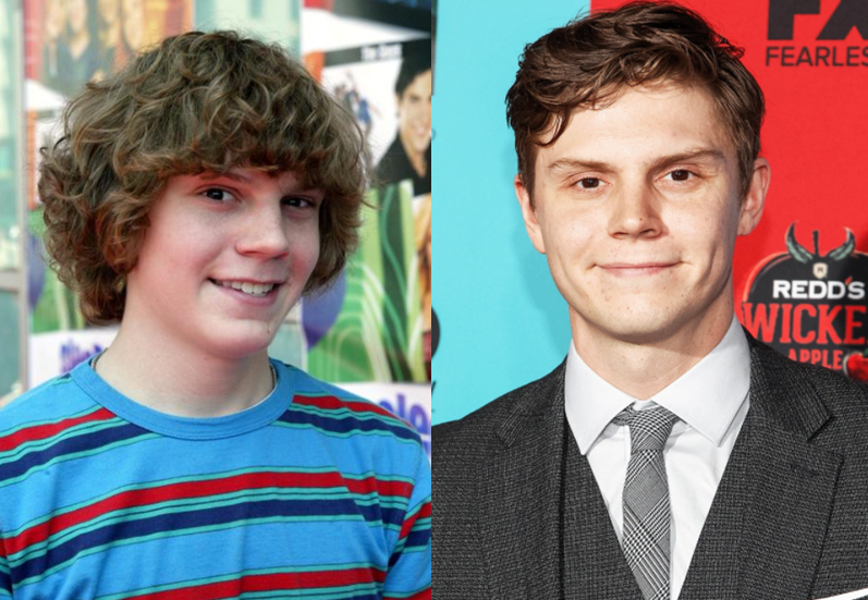 Evan Peters Phil Of The Future