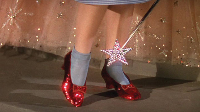 The Famous Ruby Red Slippers Are Actually Inaccurate