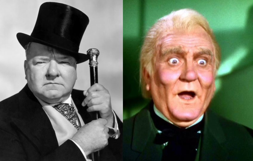 W.C. Fields Turned Down The Role Of The Wizard