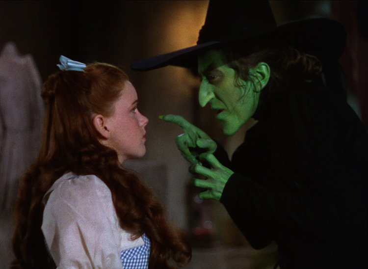 Margaret Hamilton Was Roughed Up During Filming