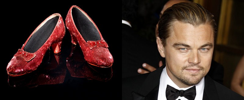 Leonardo DiCaprio Owns A Pair Of The Slippers