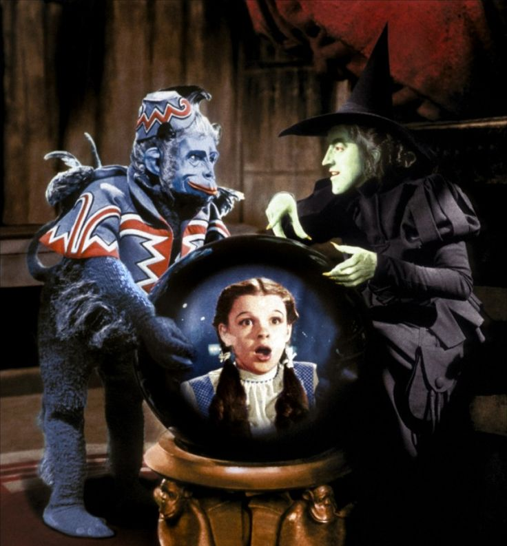 The Wicked Witch Was Largely Cut From The Film