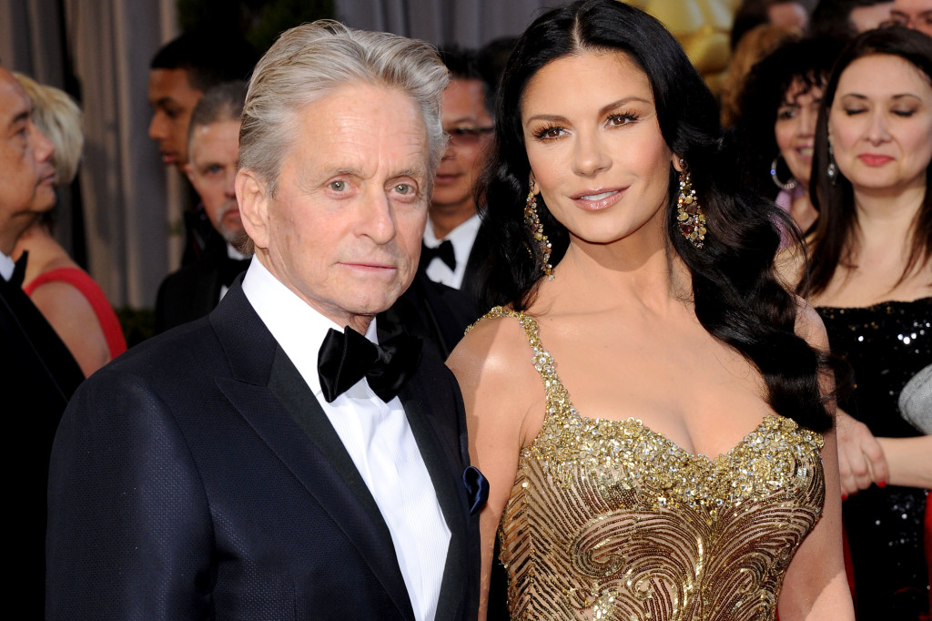 Michael Douglas And Catherine Zeta Jones Split
