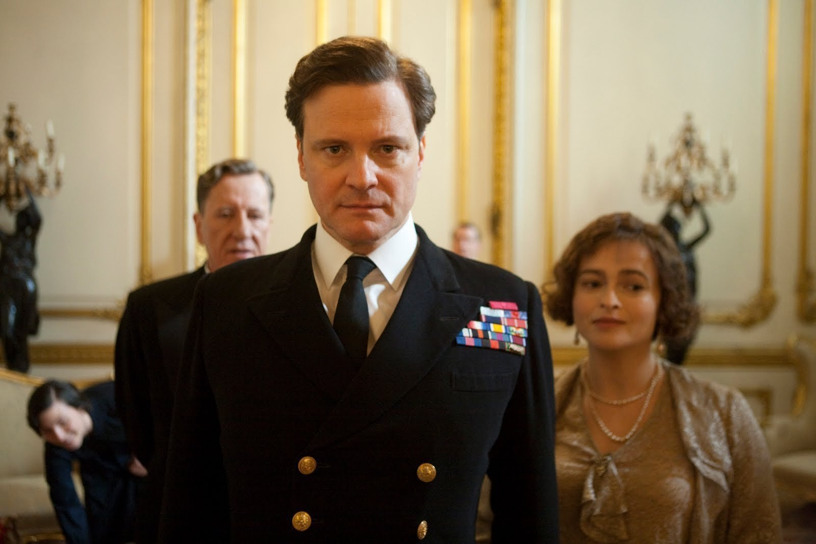 The King's Speech Wins Best Picture 2011