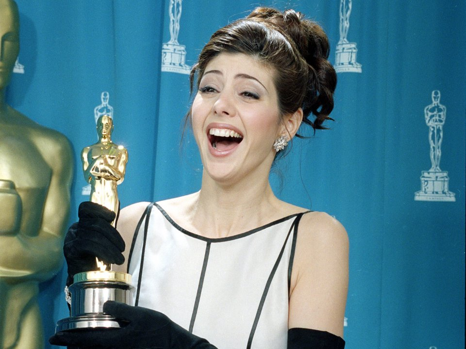 Marisa Tomei Wins For My Cousin Vinny 1993