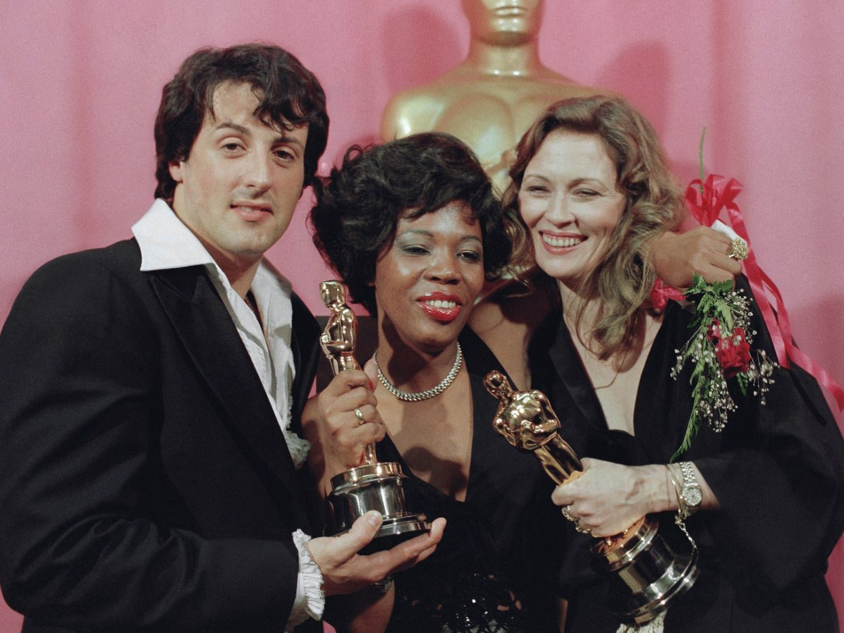 Rocky Wins Best Picture 1977