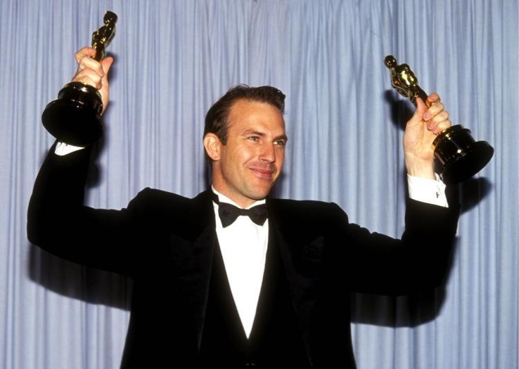 Kevin Costner Beats Martin Scorsese For Best Director 1991