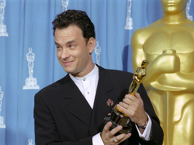 Forrest Gump Beats Pulp Fiction And The Shawshank Redemption For Best Picture 1995