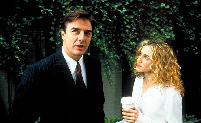 Carrie And Mr. Big Sex And The City