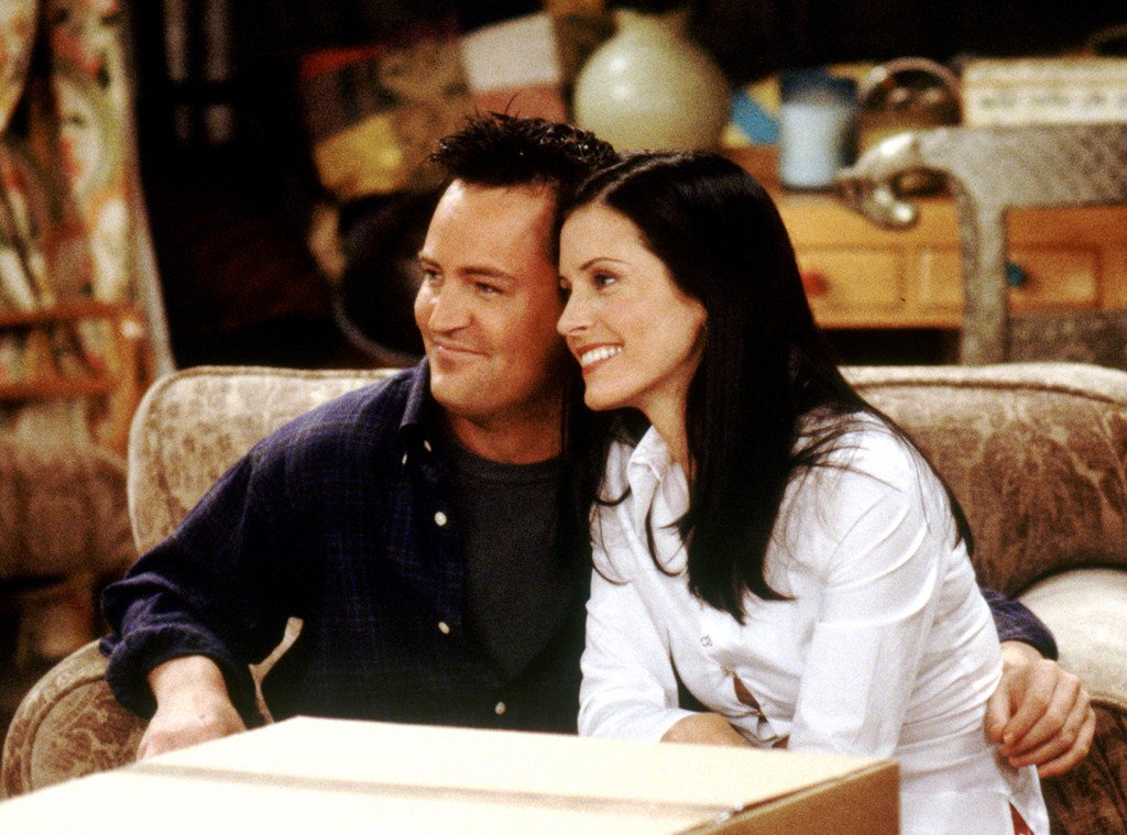 Monica And Chandler Friends