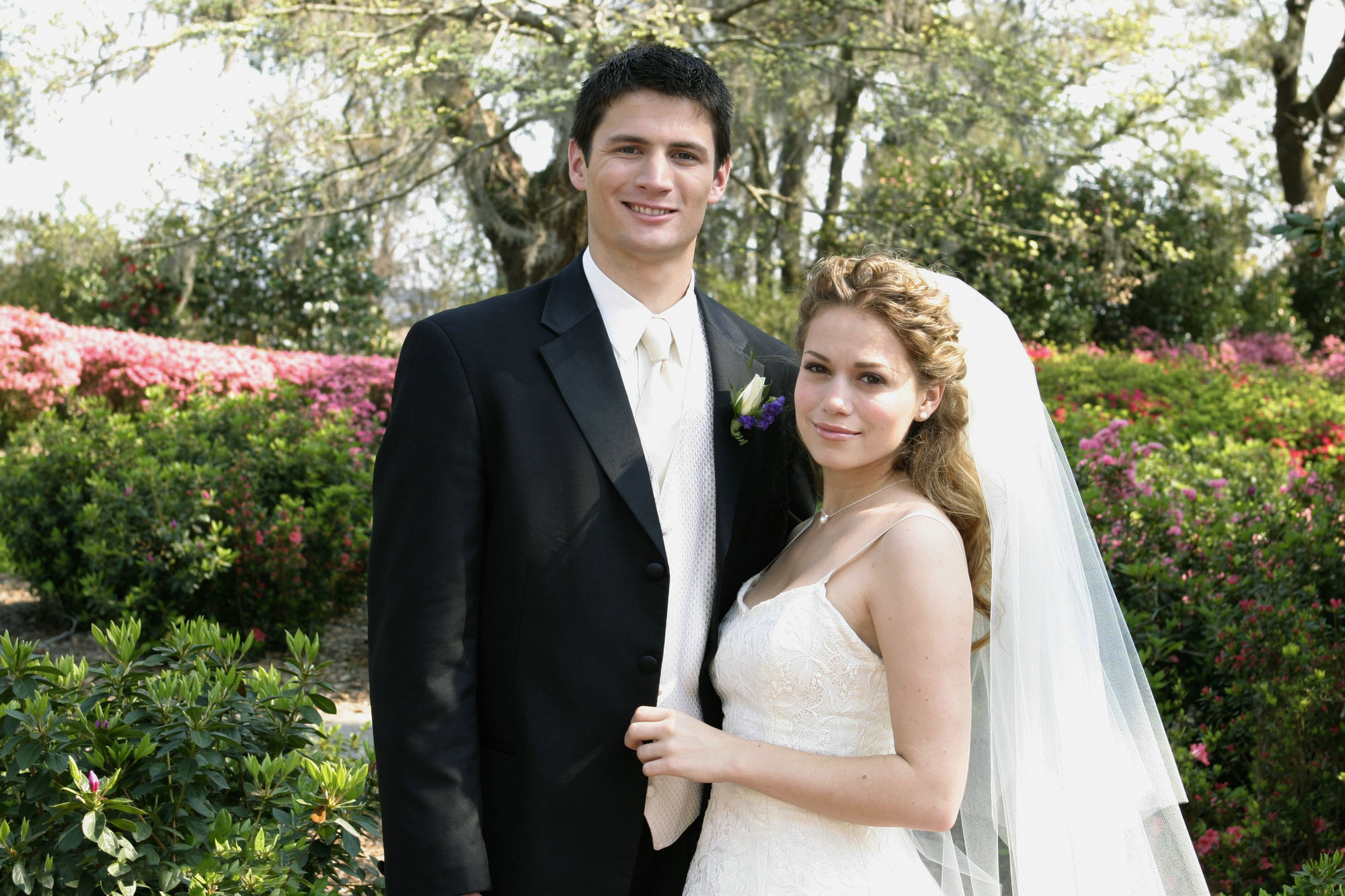 Nathan And Haley One Tree Hill
