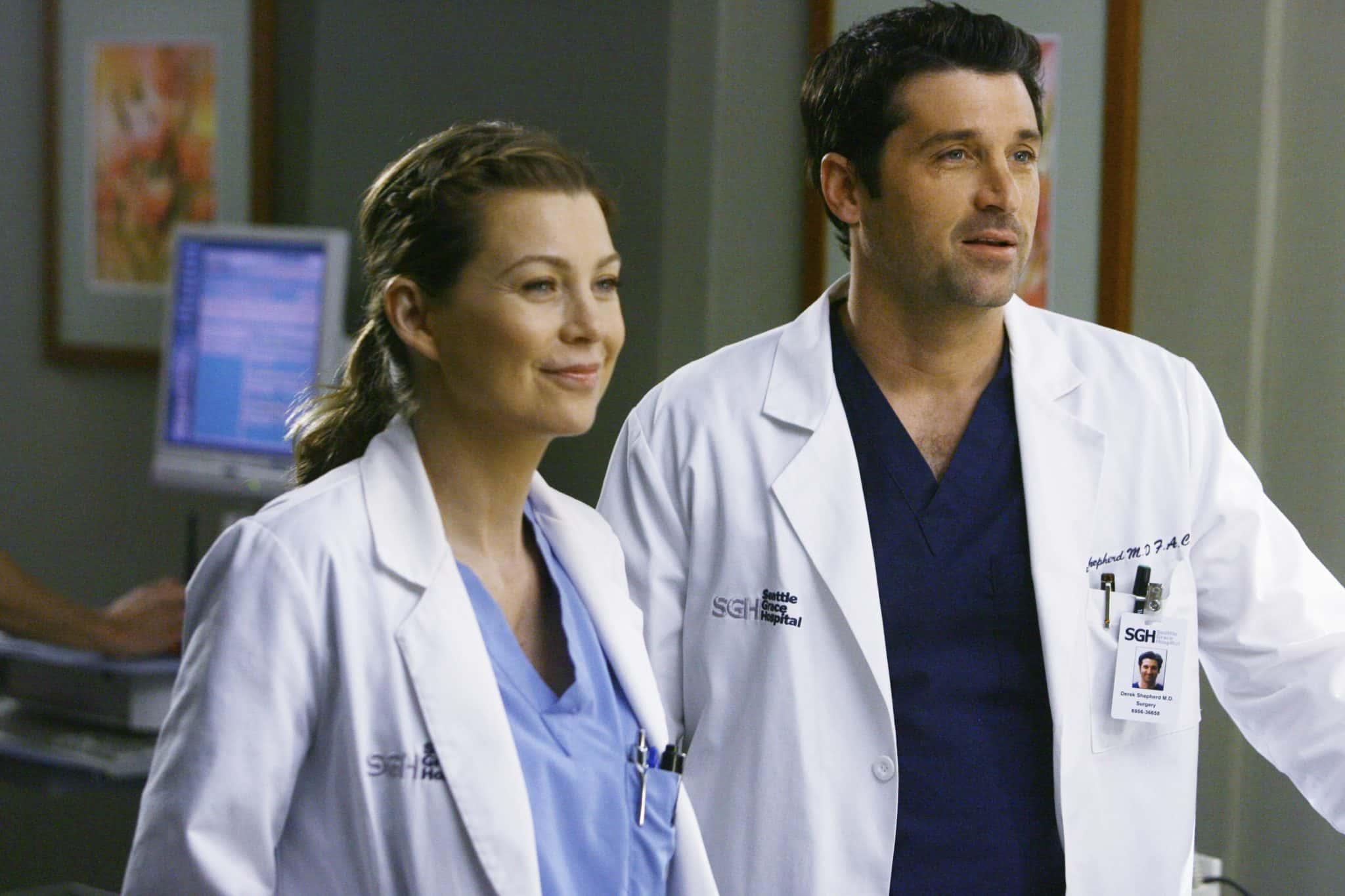 Derek And Meredith Greys Anatomy
