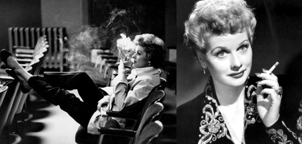 Lucy You Got Some Smokin To Do