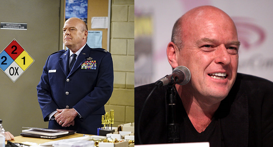 Dean Norris As Colonel Richard Williams
