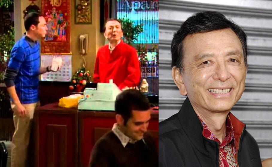 James Hong As Chen