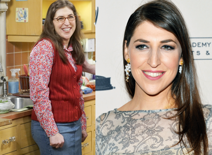 Mayim Bialik As Amy Fowler