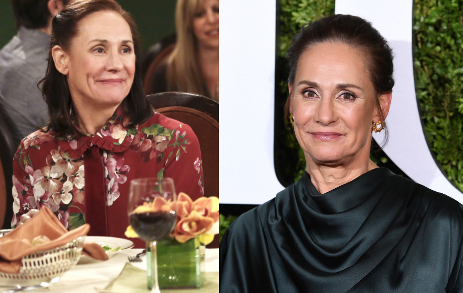 Laurie Metcalf As Mary Cooper