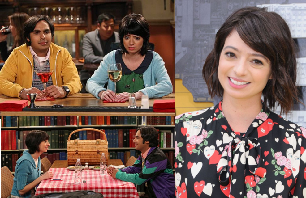Kate Micucci As Lucy