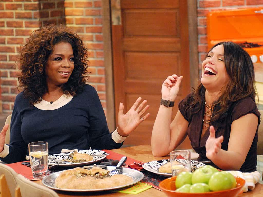 Rachael Ray Versus Oprah Winfrey
