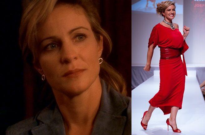 Jessica Steen As Paula Cassidy