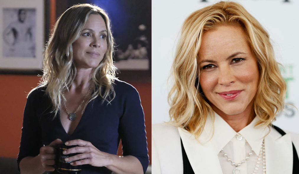 Maria Bello As Jackie Sloane