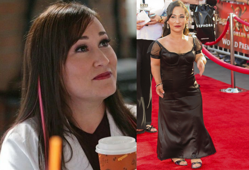 Meredith Eaton As Carol Wilson