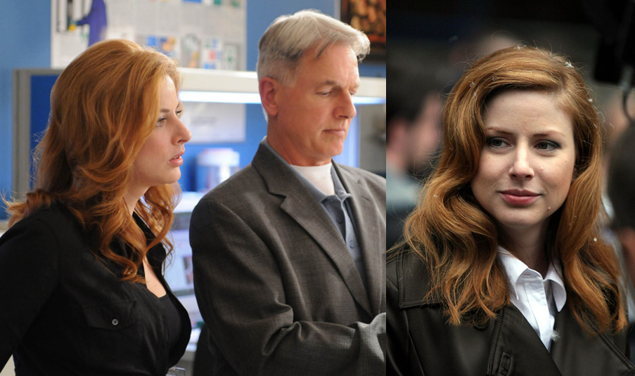 Diane Neal As CGIS Special Agent Abigail Borin