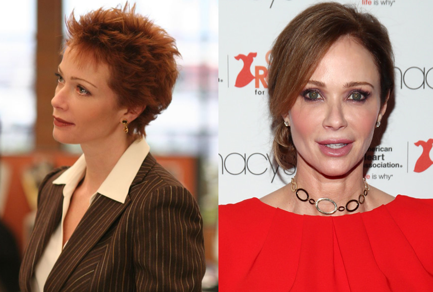 Lauren Holly As Jenny Shepard