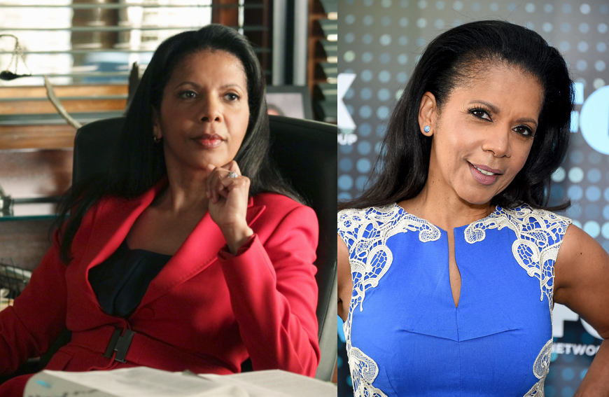 Penny Johnson Jerald As Joanne Torrence