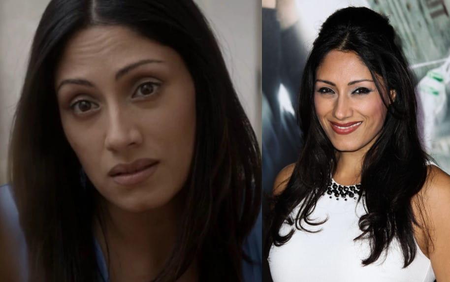 Tehmina Sunny As Leyla Shakarji