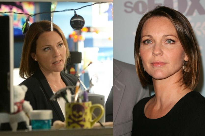 Kelli Williams As NCIS Special Agent Maureen Cabot