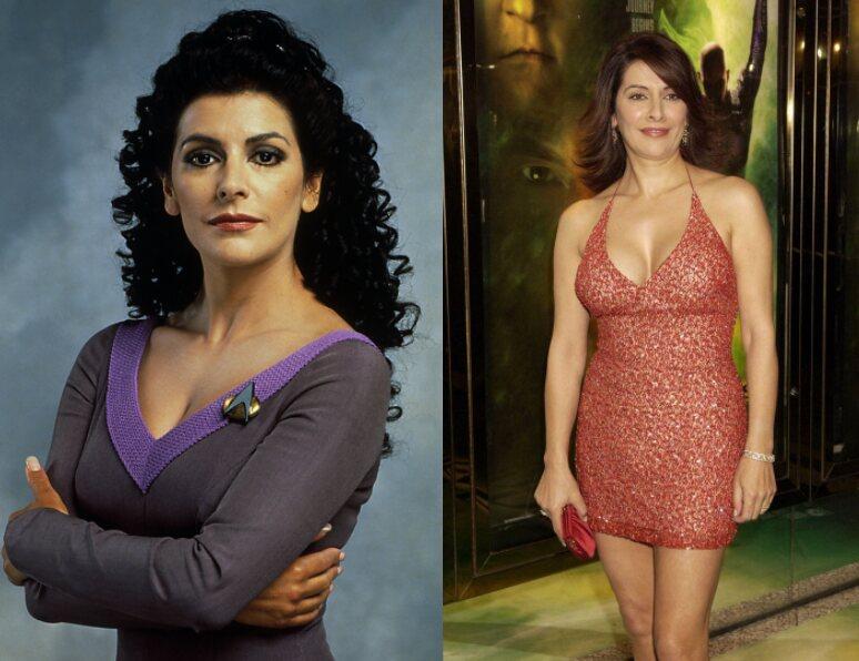 Counselor Deanna Troi Marina Sirtis