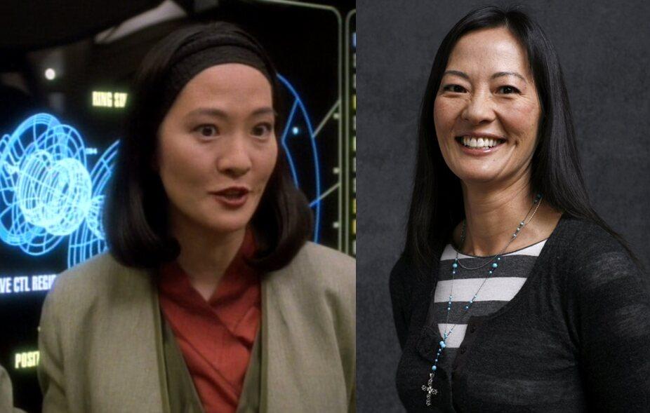Rosalind Chao Keiko O'Brien