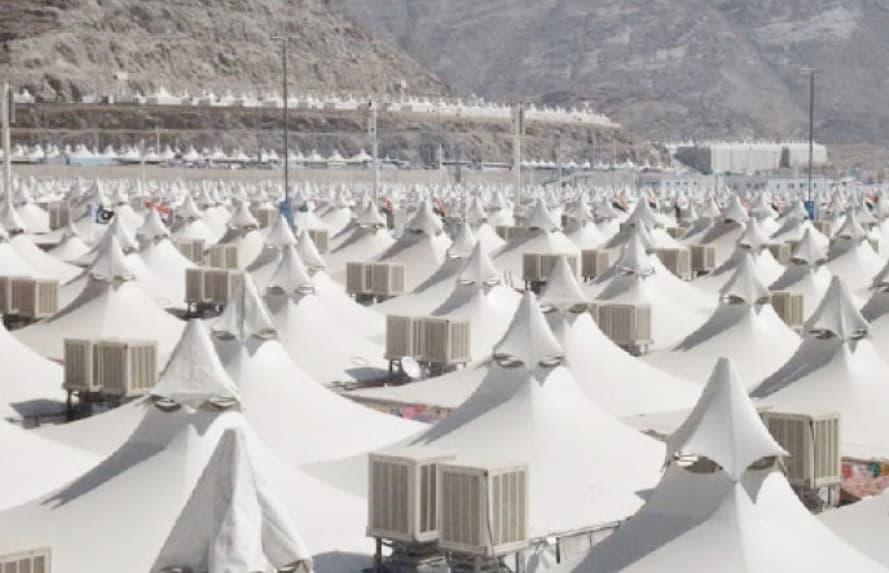 100000 Tents