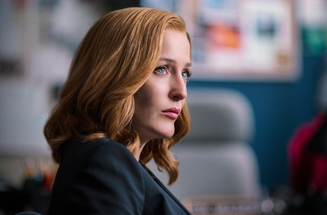 Scully Influenced Womens Roles On TV