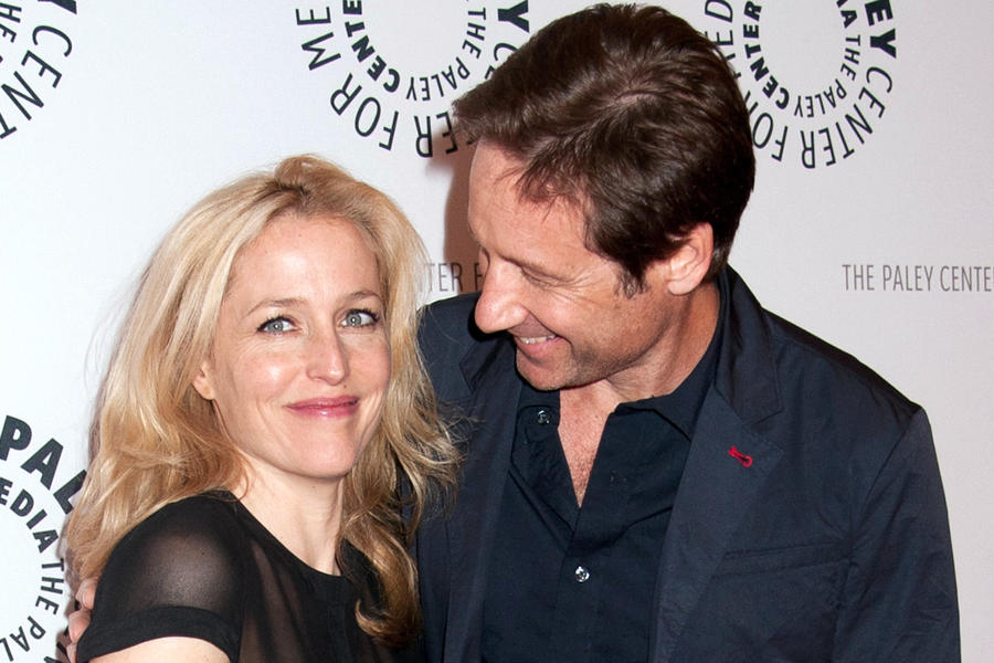 """""""The Truth Is Here"""" Paleyfest 'X Files' Panel In NYC"""