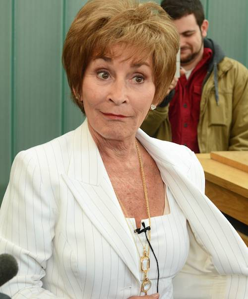 Judge Judy Awarded The Position Of Vice Presidency Of The UCD Law Society