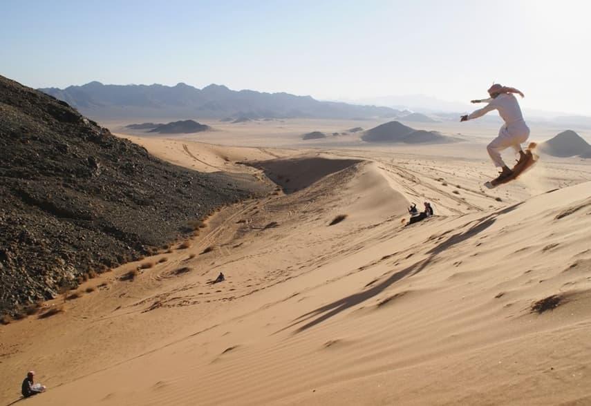 Desert For Days