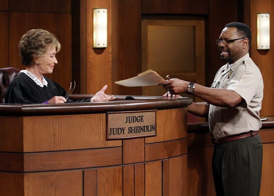 I Really Am A Bailiff