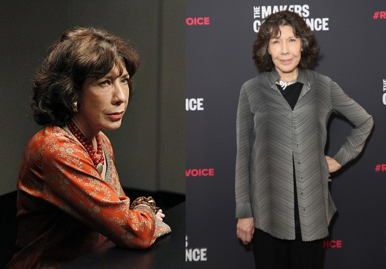 Lily Tomlin As Penelope Langston