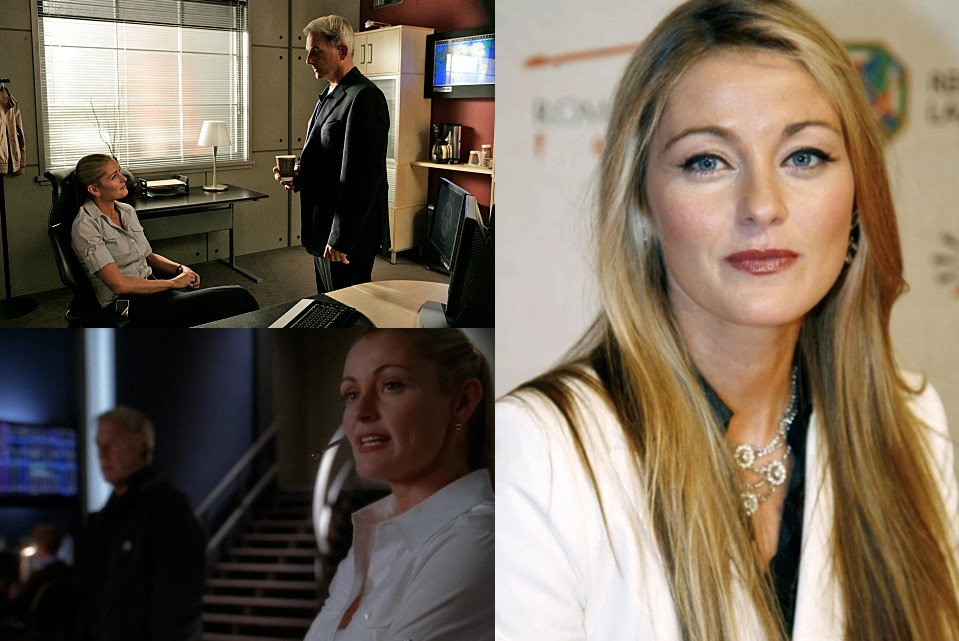 Louise Lombard As Special Agent Lara Macy