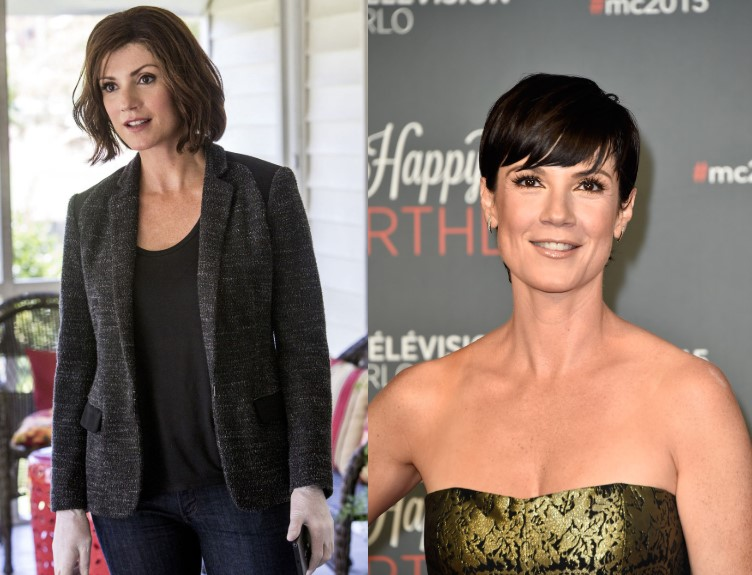 Zoe McLellan As Agent Meredith Brody