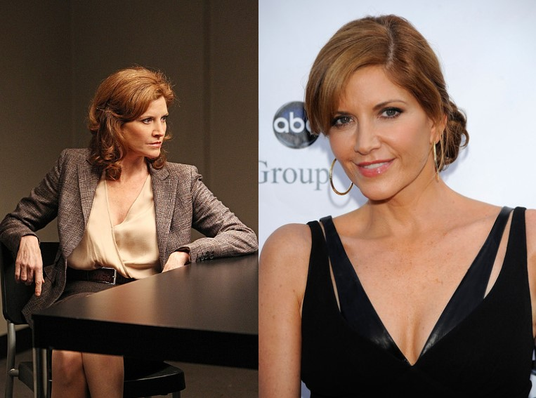 Melinda McGraw As Diane Sterling