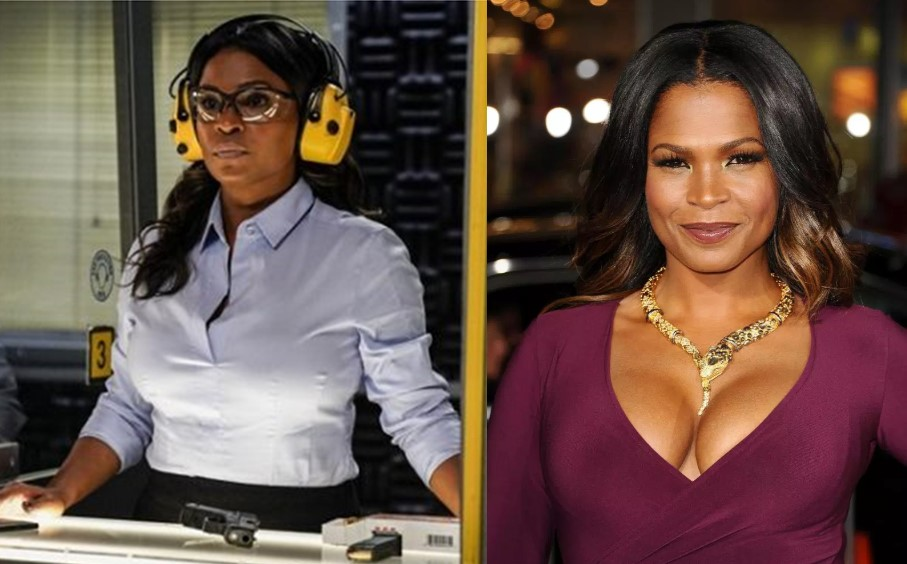 Nia Long As Assistant Director Shay Mosley